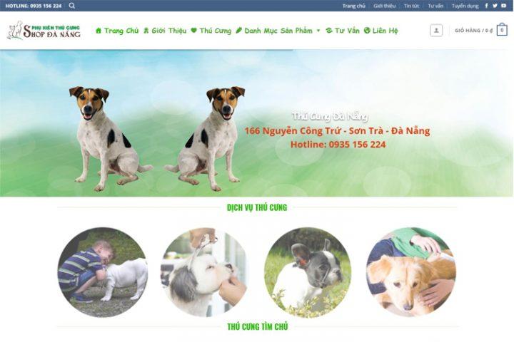 Shop Chó Mèo Đà Nẵng