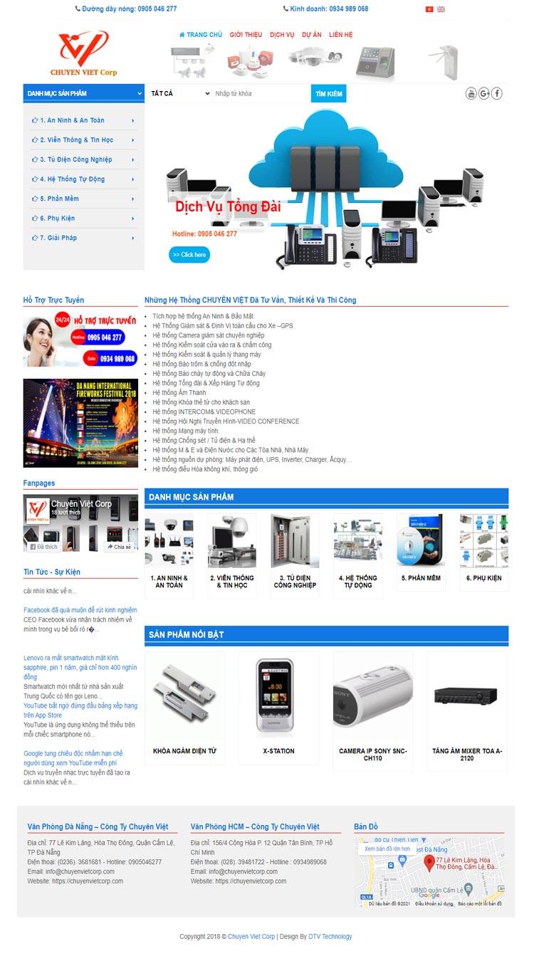 Công ty Chuyên Việt